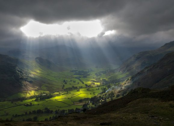 A Ray of Light Through the Dark Clouds